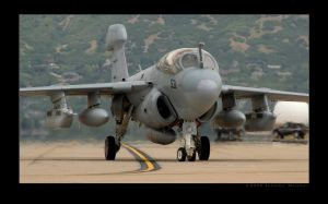 EA6B Prowler by jdmimages
