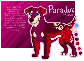 Paradox by m00nster