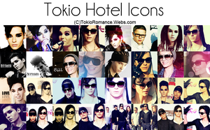 Icons of TH :D by kaulitzway