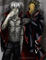 spoiler Kabuto Madara: Welcome by Yakushi--Kabuto