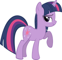 VECTOR: Twilight Sparkle by KittyDrawsPones