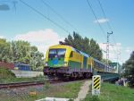 Fast and freight trains - Gyor by morpheus880223