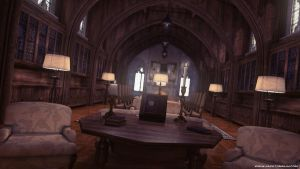 Sinister Library by jacktomalin