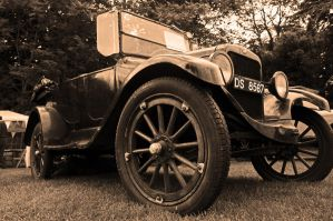 1923 Overland Model 91 by Taking-St0ck