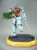 Customized GM from Gundam by GameraBaenre