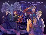 Infinite Spiral Volume I Cover by novemberkris