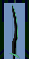 Argonian Sword Concept by The-Argonian