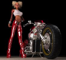 Born to be wild by fsmcdesigns