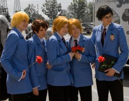 Ouran Highschool Hostclub by Razgriz-Six