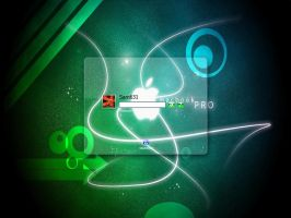 Mac Book Pro Logon by Sam631