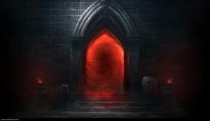 Unveil Artwork of Diablo III Coming Into China_FIN by YanmoZhang