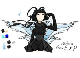 E.X.P Shilma Revamped Design by YouAskMeFirst2