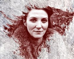 Game of Thrones. Catelyn Stark by StalkerAE