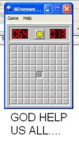 Minesweeper-geddon by BadWolf42