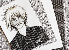 The Gazette - Reita by KaZe-pOn