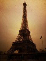 The Tower of Eiffel by MidnightMinx90
