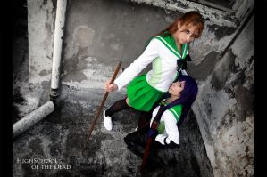 HOTD Cosplay 03 by Bastetsama-Cosplay
