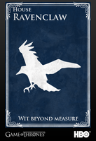 House Ravenclaw by 8-bitEarth