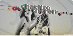 Charlize Theron by SeleneSpain