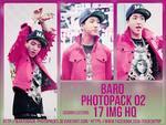 BARO (B1A4) - PHOTOPACK#2 by WantUBack-Photopacks