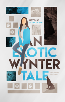 An Exotic Wynter Tale :: COVER BY DIAGONAS by Diagonas