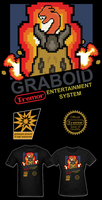 Tremors Graboid Video Game T Shirt by Enlightenup23