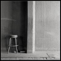 Stool by mymamiya