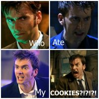 Who Ate My Cookies?! by Ketzlin