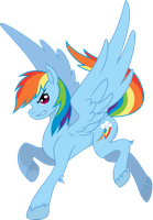 Rainbow Dash by Baka-Neku