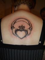 The Claddagh Tatt by nimz