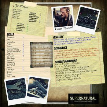 Jack Kraven CS (Updated) by Superior1200