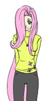 MLP - Fluttershy by AndouHayate