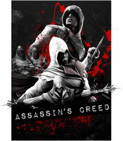 Assassins Creed Poster II by Daphnecool