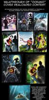 Walkthrough - Cover Reloaded Contest - Zagor by AndreaSchepisi