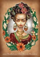 KAHLO by telegrafixs