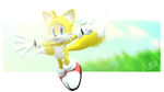 Tails! by samanthann1234