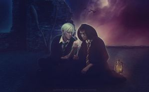 I need to tell you something, Potter by chouette-e