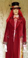 Mad Hatter coat PCM32 by JanuaryGuest