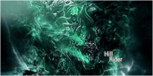 Hill Rider by tm-gfx