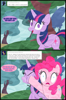 Rainbow Tales Replies: Pinkie Panic by Narflarg