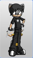 Tommy Dreamer as a Sonic Char by Gurahk2