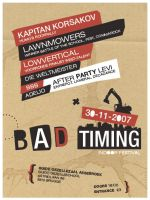 Bad Timing by 8S9
