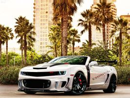 Camaro 395 by james007bond35