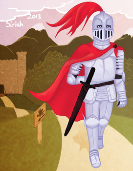 Knight Errant by Siriah