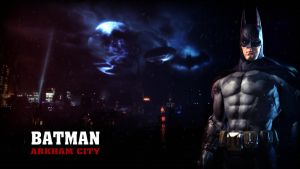 Batman Arkham City Wallpaper by BatmanInc