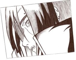 itachi---speachless? by chuble