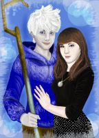 Jack Frost+ I by Funni-frogi