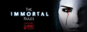 The Immortal Rules FB Cover Pic by lunacarmin