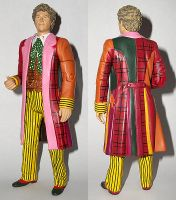 6th Doctor - original design sketch by fourth-heir