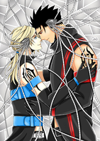 kurofai28112015 - Chobits!au by Martelca